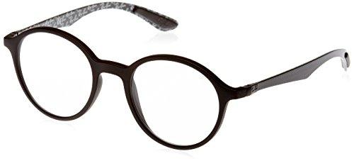 Ray-Ban Herren Brillengestelle 8904, Schwarz (Negro), 48 (Brillengestelle Herren Ray Ban)