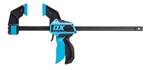 Buey ox-p201212Pro Heavy Duty Bar Clamp, multicolor, 30,48cm/300mm
