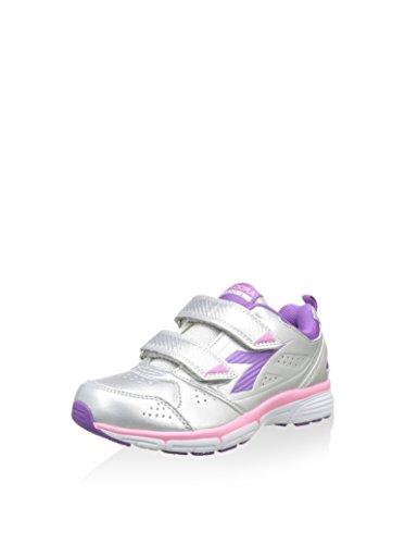 Argento C0961 Sneaker Rosa Diadora Jovem 50xfFqtSwO