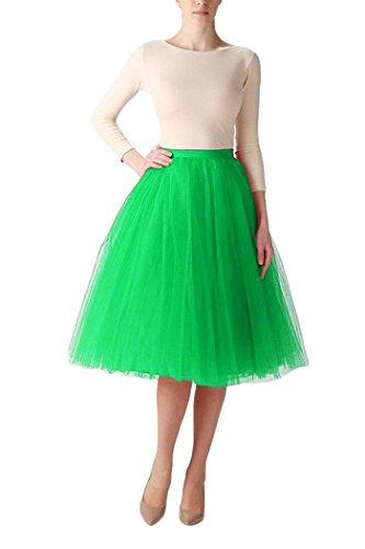 Bridal_Mall -  Gonna  - Sottoveste - Donna Verde