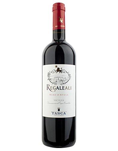 Sicilia DOC Tenuta Regaleali Nero d'Avola Tasca d'Almerita 2017 0,75 L