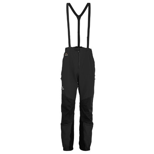 Eider–Pantaloni da sci/snow Target–Uomo–Nero, nero, S nero
