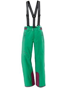 VAUDE Hose Women's Cheilon Stretch Pants Ii - Pantalones para mujer, color verde, talla 40