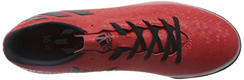 adidas Messi 16.4 Tf, Chaussures de Football Homme Multicolore (Red/Core Black/Ftwr White)