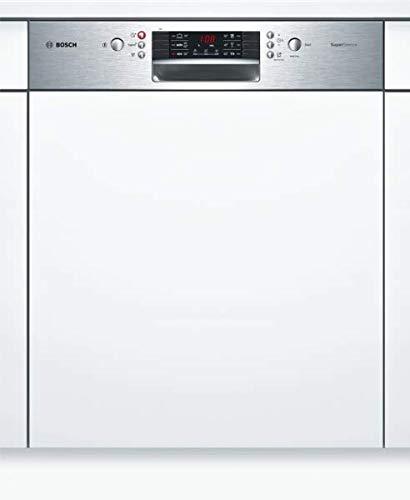 Bosch SMI46IS14E Geschirrspüler Teilintegriert / A+++ / 234 kWh/Jahr / 2660 liter/jahr / ActiveWater Hydrauliksystem / Edelstahl