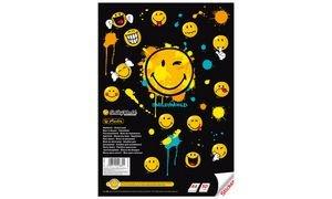 herlitz Malblock SmileyWorld Edition DIN A4, 50 Blatt (Edition Blätter)