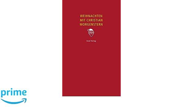 Weihnachten mit Christian Morgenstern insel taschenbuch: Amazon.de ...