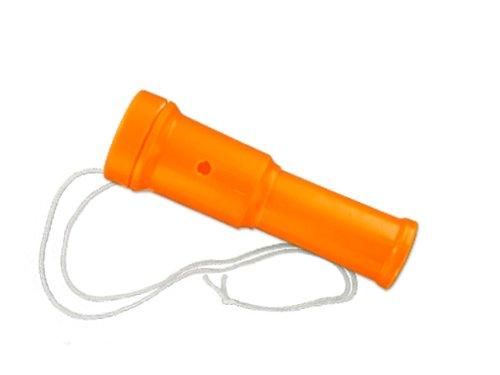 WM Air Blaster Fußball Horn Tröte Fantröte Stadiontröte viele Länder, Farbe:orange