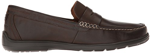 Tm Seal Leather Schuhe Penny Brown Rockport Männer Loafer THxnZF