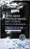 Salthouse Luxus Premium Totes Meer ANTI-STRESS MASKE - 10 Einheiten mit je 2 x 5ml (für 20...
