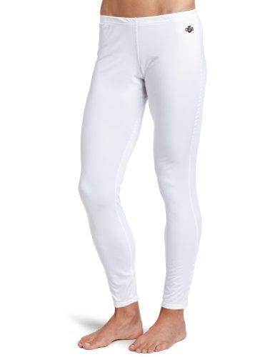 Hot chillys peachskins pantalon pour femme Blanc - Blanc