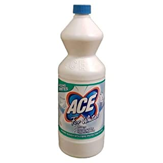 Ace for Whites Stain Remover, 1 Litre, Pack of 12