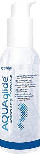 JOYDIVISION AQUAglide Pumpspender 1er Pack(1 x 125 milliliters)