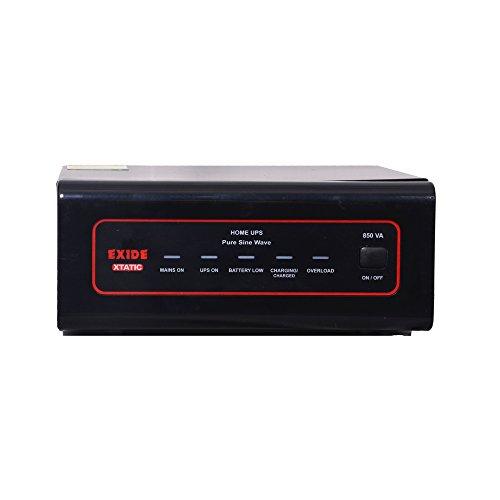 Exide Xtatic 850va Home UPS Inverter Pure Sinewave