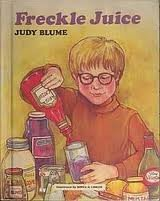 Freckle Juice by Judy Blume (1971-08-01)