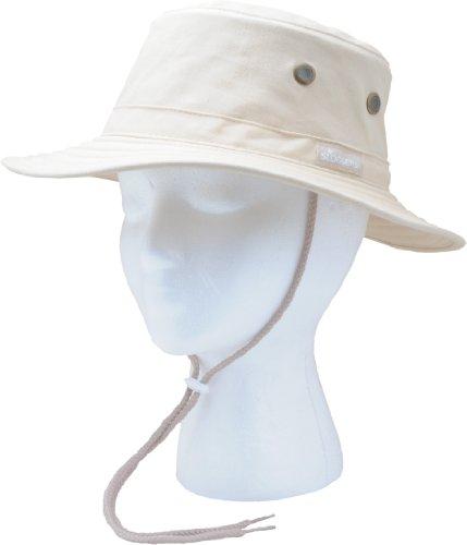 Sloggers–Classic Baumwolle Mütze mit Wind Lanyard UPF 50+ Die Maximale Sonne Schutz (Classic Kleidersack)