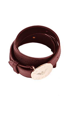 Emporio Armani Cintura Donna Rubino Y3I153-YH22A Autunno/Inverno 85