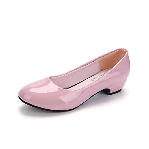 XTIAN , chaussons d'intérieur femme Pink Licht