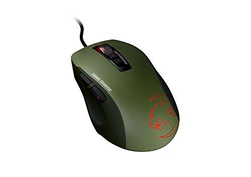 ROCCAT Kone Pure Gaming Maus Camo Charge grün -