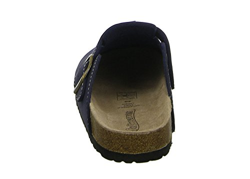 Softwaves - Pantofole Donna blu navy