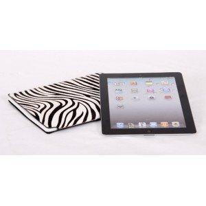 Case e Pelle New Jungle Zebra Ipad Ipad2