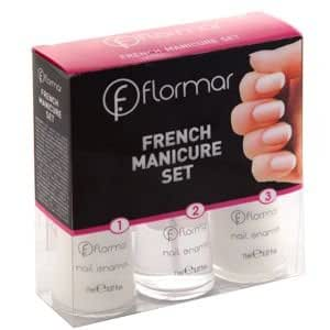 Flormar - Soin des Ongles 3 x 11 ml - Kit French Manucure 103