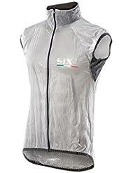 Sixs Chaleco Ultralight GLT waterproof, transparente