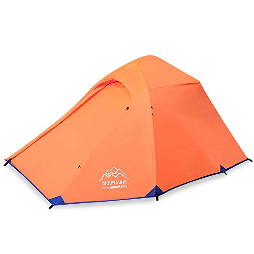 Used, Starhome STAR HOME Camping Tents 2 Person 4 Season for sale  Delivered anywhere in UK