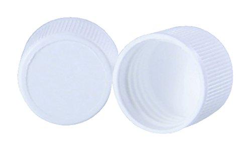 Wheaton 300180 Deckel für Diagnose-Fläschchen, Weiß (1000-er Pack)