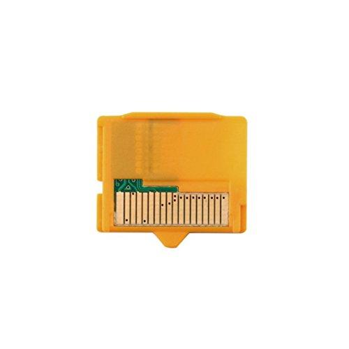 Delicacydex Gelb 25 x 22 x 2 mm (L x B x H) 2 Stück Micro SD Attachment MASD-1 Kamera TF zu XD Card Insert Adapter für Olympus