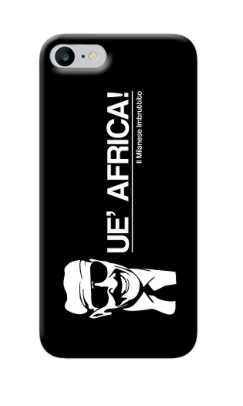 Cover milanese imbruttito ue' africa iphone 7...