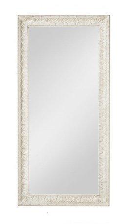 Specchiera di legno stile vintage con fregi disponibile in diverse rifiniture L'ARTE DI NACCHI SP-157