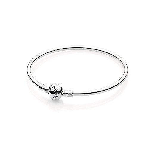 Pandora braccialetto in argento 925, 19 cm