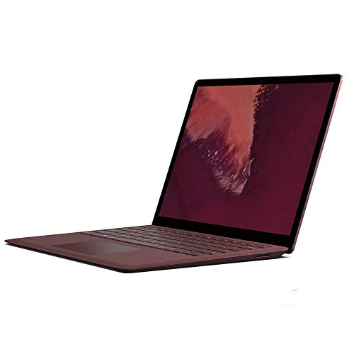 Microsoft Surface Laptop 2, 34,29 cm (13,5 Zoll) Laptop (Intel Core i5, 8GB RAM, 256GB SSD, Win 10 Home) Bordeaux Rot