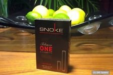 Preisvergleich Produktbild Snoke E-Zigar. Tabacco ohne Nikotin ONE Set mit Akku + 1x CAP, Cigarette, NEU