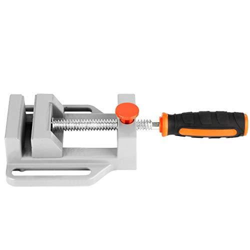 Mini Jaw Clamp Drill Mini Haushalt Hochpräzise Flachspanner Tischbackenschraubstock Handwerkzeug 70mm Schraubstock