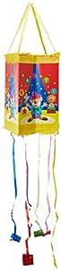 Party Piñata con 6 cintas, Circo 68231