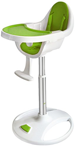 Bebe Style Modern 360 Swivel High Chair (Green) 31Hs7tXg mL