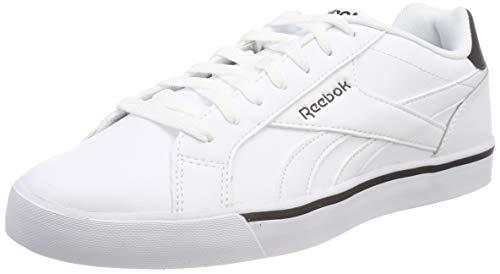 Reebok Herren ROYAL Complete 2LL Gymnastikschuhe, Weiß White/Black, 42 EU