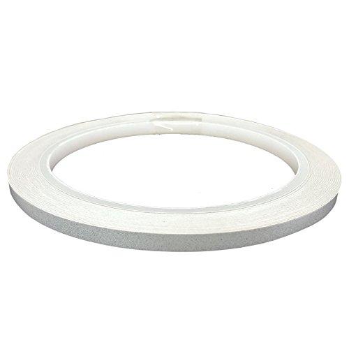 Preisvergleich Produktbild 3M 610C Reflektierendes Klebeband Reflexfolie Konturmarkierung Silber 5mm x 10m