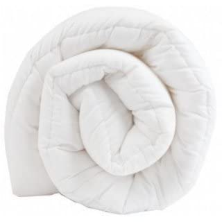 Polycotton Polyester Hollowfibre Duvet/ Quilt, 15.0 Tog, Single, Non Allergenic, UK Made by Sleep&Smile