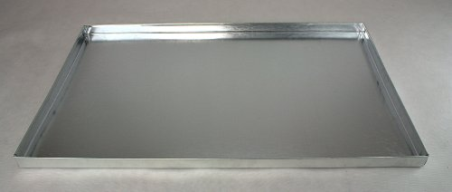 Aschkasten zum Grillen Ofenkasten Grillkasten Kohleschale Kamin Schale Kasten Kohle 70x50 cm