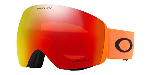 Oakley Flight Deck Snow Goggle, Team Oakley, groß