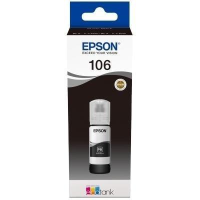 Preisvergleich Produktbild Epson C13T00R140 Original Tintenpatronen, 1er Pack, Foto-Schwarz