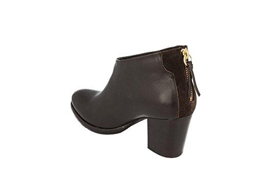 Gioseppo Haram Damen Stiefel Schokolade