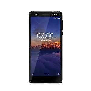 Nokia 3.1 2018 Sim Free Smartphone Black/Silver