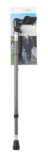 Homecraft - Bastón empuñadura ergonómica zurdos