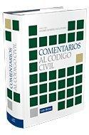 Comentarios al Código Civil de Esperanza Alcaín Martínez (1 may 2010) Tapa blanda