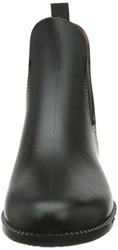 Kerbl Jodhpur, Stivali da equitazione in PVC Unisex adulto, Nero (Schwarz (schwarz; 19-0303)), 40 Nero (Schwarz (schwarz; 19-0303))