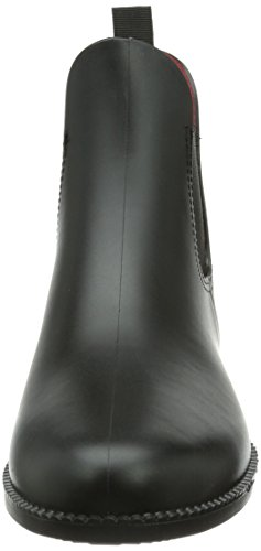 Covalliero Jodhpur Reitstiefelette Pvc, Stivali da equitazione donna Nero (Schwarz (schwarz; 19-0303)